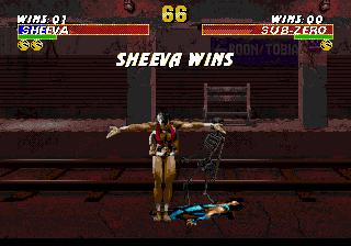 Mortal Kombat 3 Ultimate Hack - Страница 7 - Форум
